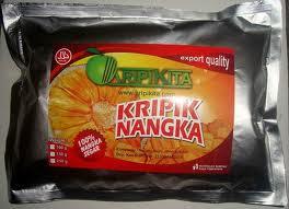 kripik nangka