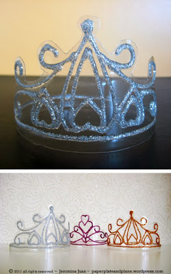 Reciclatex Cómo hacer coronas para fin de año