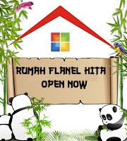 Rumah Flanel Kita adalah Toko Online yang bergerak di bidang pembuatan