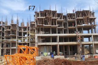 Amrapali Terrace Homes :: Construction Update f7