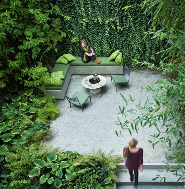 les jardins urbains sont une tendance mondiale le développement de la ...