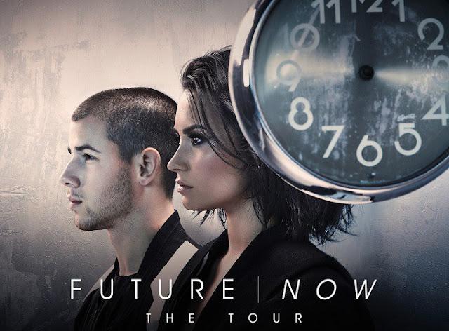 "Demi Lovato y Nick Jonas podrían agregar fechas para Brasil en el ""Future Now Tour"""