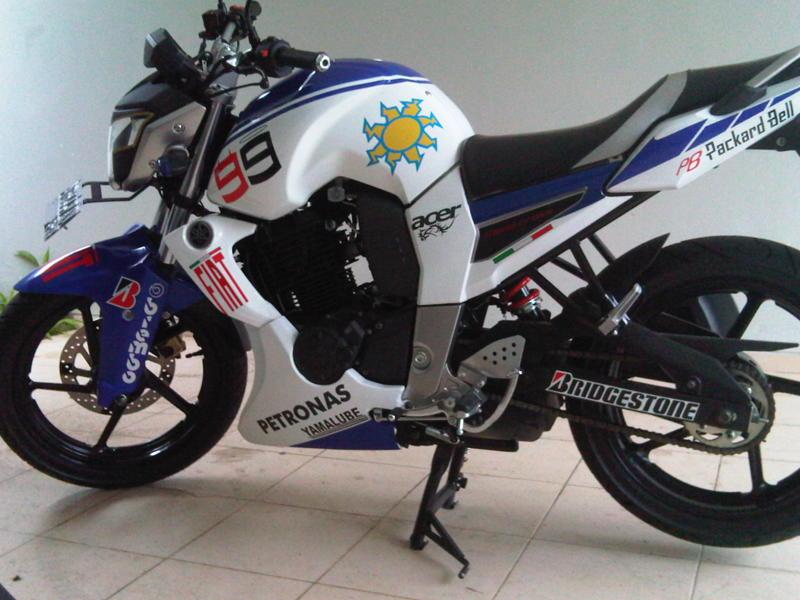 Foto Yamaha Byson 2012