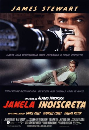 Janela Indiscreta movie
