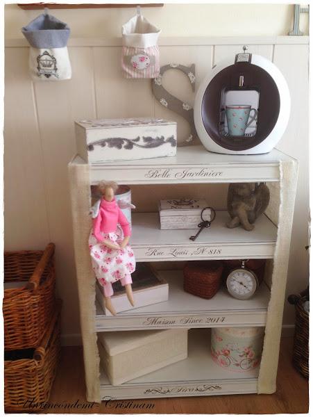 Transformar mueble hacer bricolaje es - Hacer estanteria casera ...