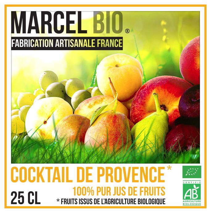 Exceptionnel Nouvelle gamme de jus de fruits Marcel Bio | AlterFood AG87