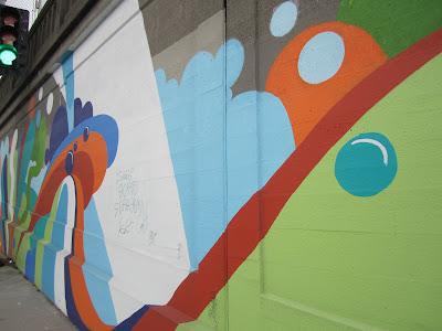 46th Street Mural - Fremont
