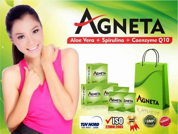 Agneta Aloe Vera + Spirulina + Q10