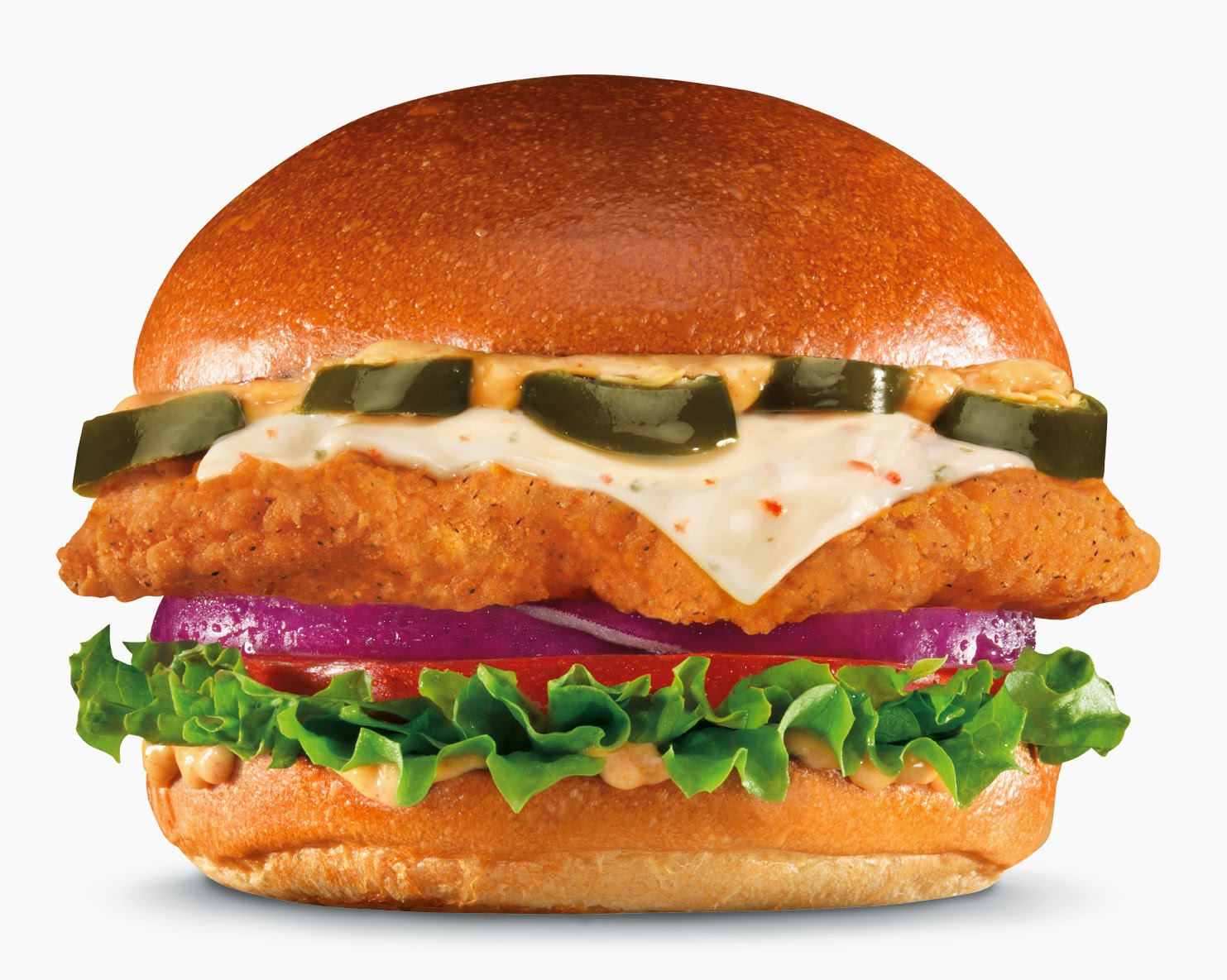 Fast food news hardee 39 s carl 39 s jr 39 s big chicken fillet for Calories in a mcdonald s fish sandwich