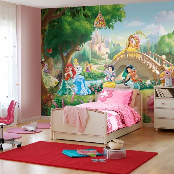 Papel pintado fotomurales infantiles disney komar - Fotomurales y vinilos ...