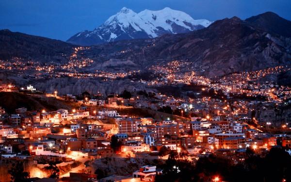 Image result for ciudad de la paz