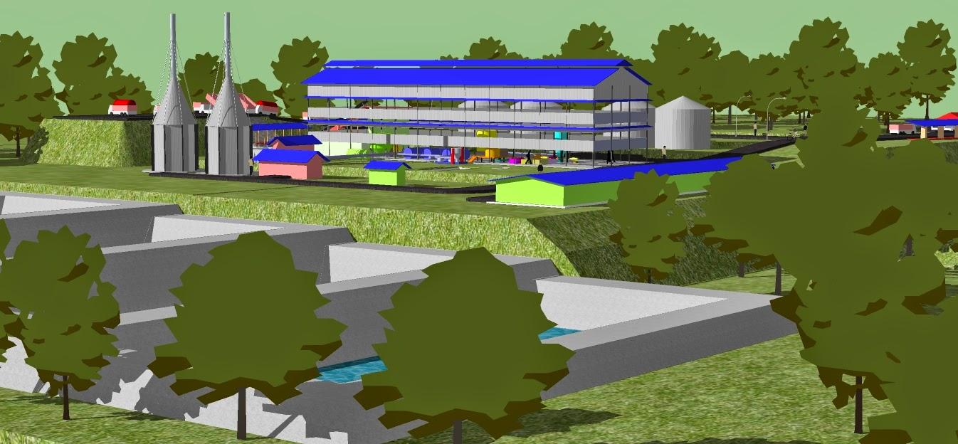 Site Plan Perkebunan