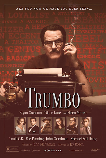 Bryan Cranston protagoniza el primer póster de 'Trumbo'