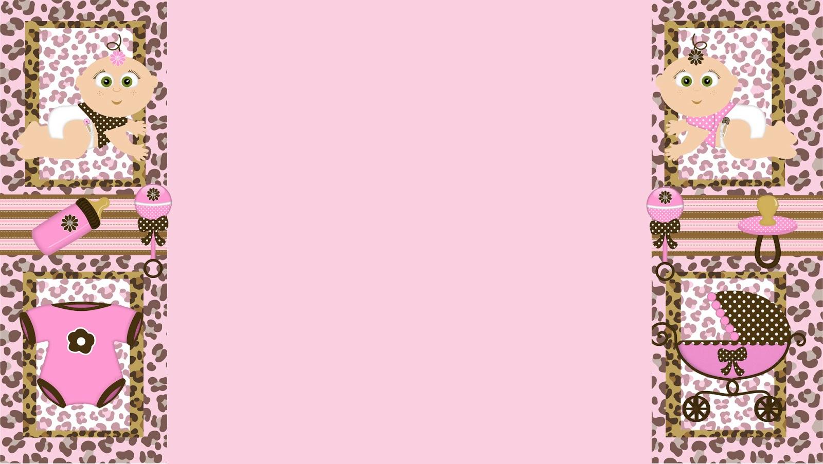 Baby pink cheetah print background - photo#26