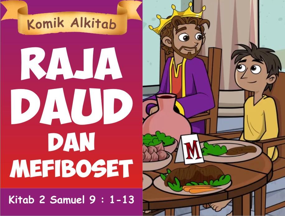 Raja Daud dan Mefiboset