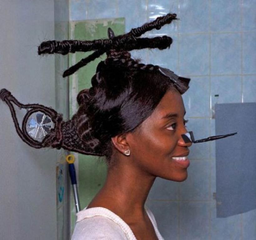 Peinados Locos Paso A Paso - Más de 1000 ideas sobre Peinados Locos Para Niños en Pinterest