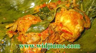 Resep Masakan Dan Cara Membuat Pepes Ayam