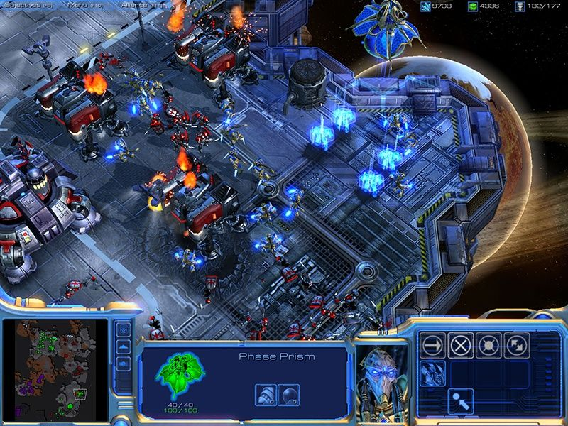 LAN Game : StarCraft II