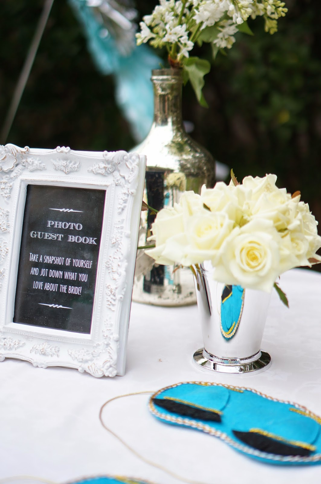 Life By Appointment: Breakfast at Tiffany\'s Bridal Shower for Jen
