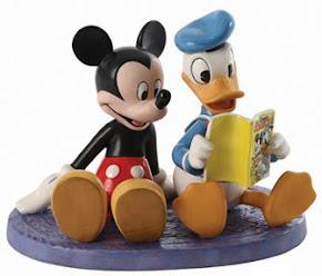 Minhas leituras Disney!!!