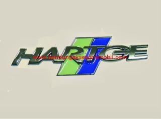 Emblem Logo Grill Hartge