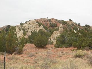 hills in cerrillos NM