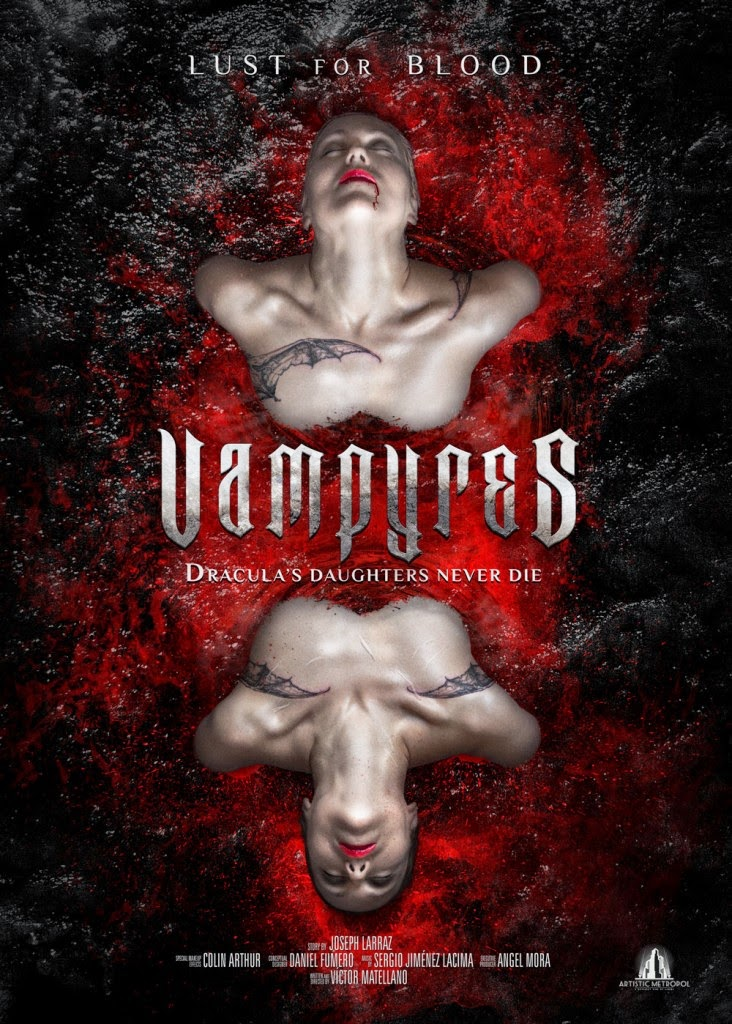 Vampyres, Víctor Matellano, Vampire films, Horror films, Vampire movies, Horror movies, blood movies, Dark movies, Scary movies, Ghost movies