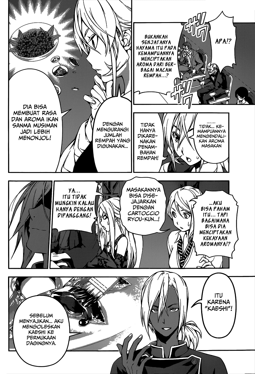 Shokugeki no Souma Chapter 100-9