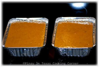 Pinay In Texas Cooking Corner Bibingkang Malagkit Sticky