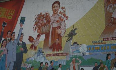 La espina roja el cine de corea del norte de antonio for El mural pelicula online