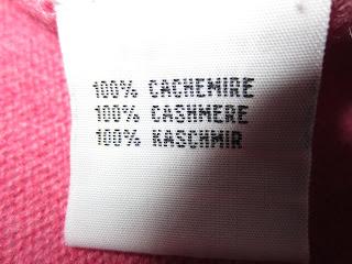 JODHPUR Pull 100% cashmere rose - T1 - NEUF