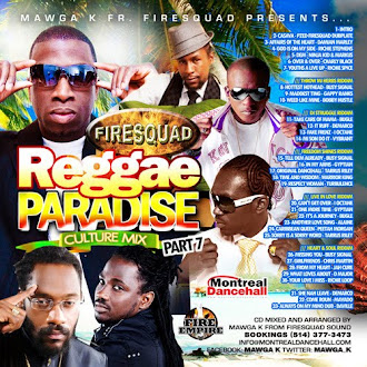 MAWGA K  PRESENTS: REGGAE PARADISE CULTURE MIX
