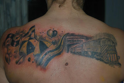 Tatuaje Club Atletico Peñarol