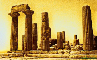 Sicilia - Agrigento - Historia de las civilizaciones