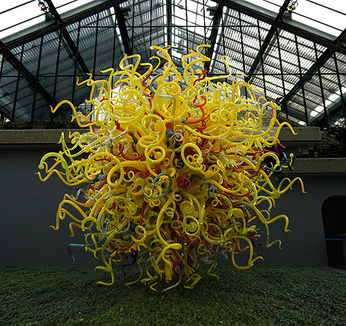 Design by Monica: Dale Chihuly