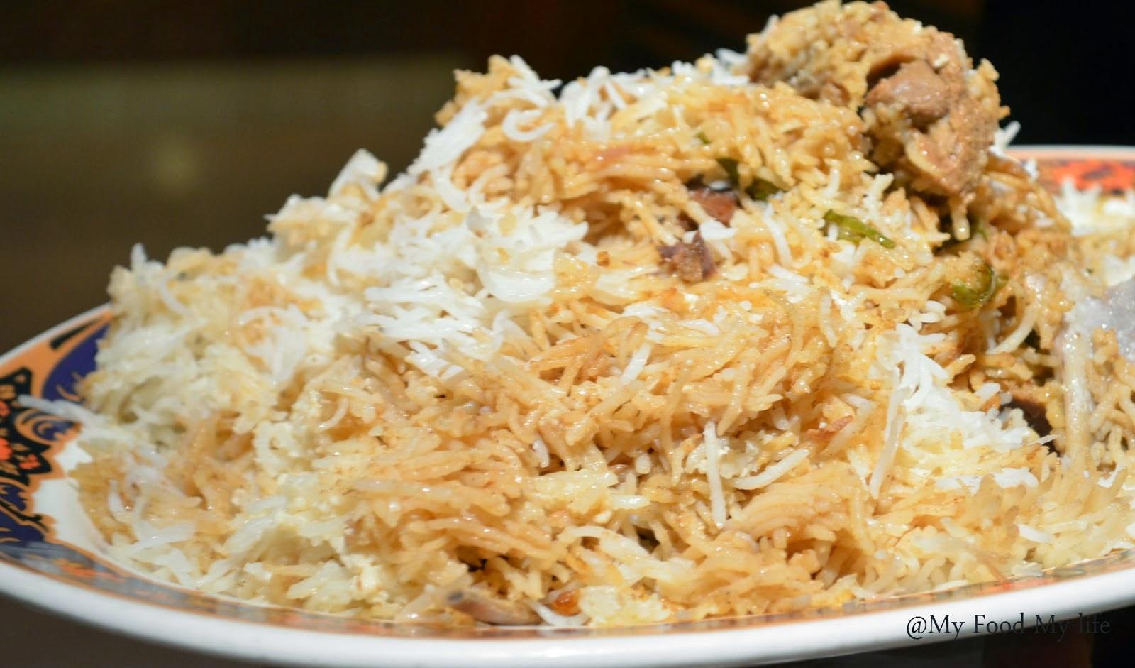 Kolkata food bloggers royal repast its sonar a date for Awadhi cuisine kolkata