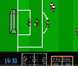 Ultimate League Soccer