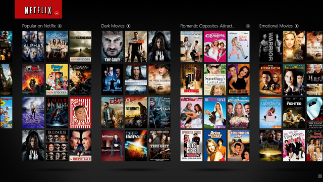 What movies (and TV shows) are available on NetFlix Philippines?
