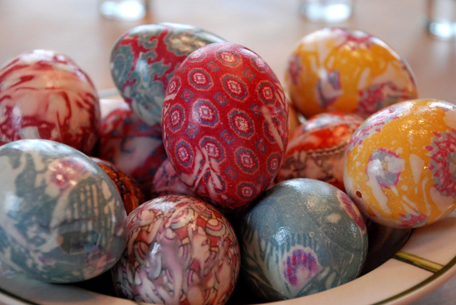 serenity make it egg garland
