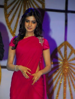 Samantha and tapsee so cute in saree
