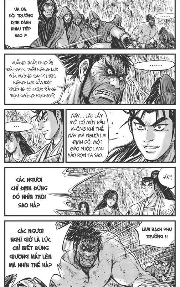 Hiệp Khách Giang Hồ chap 457 Trang 10