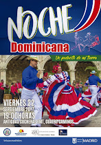 Noche Dominicana 2017 Tetuán