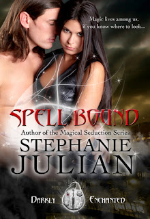 Review: Spell Bound by: Stephanie Julian
