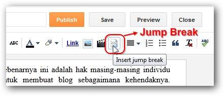 Jump Break