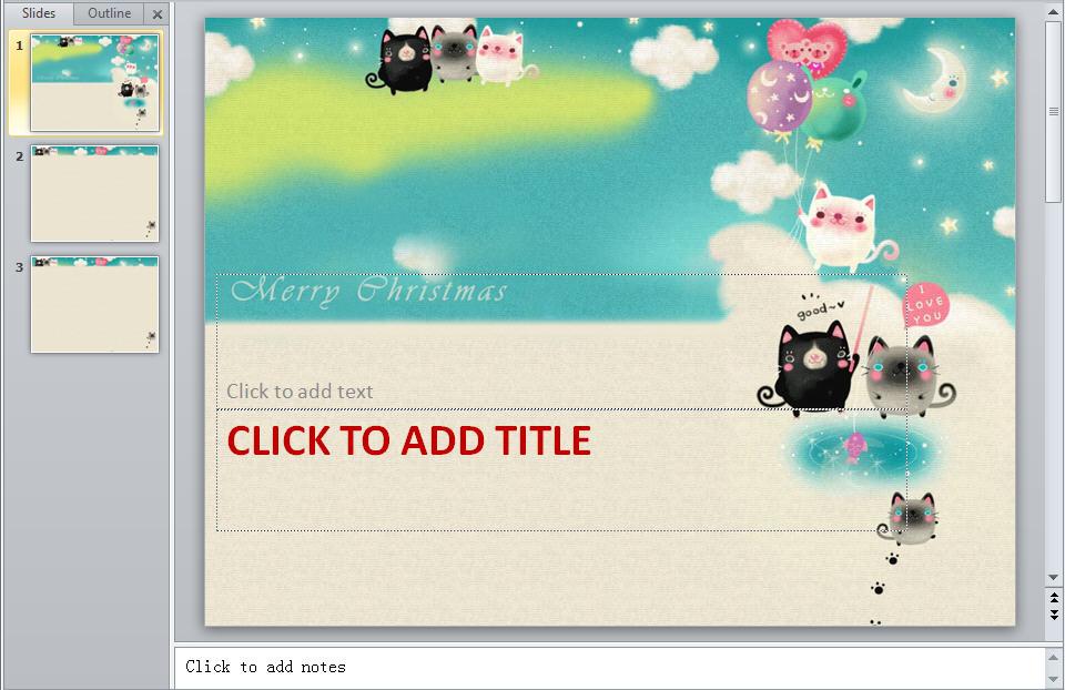 Xmas powerpoint templates free mandegarfo xmas powerpoint templates free toneelgroepblik Gallery
