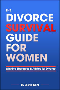 """the Divorce Survival Guide For Women"" Brand New! Order Your Copy Today."
