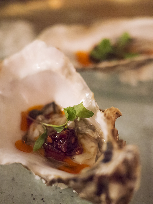 Le Menar London restaurant North African Moroccan food soho fitzrovia oysters