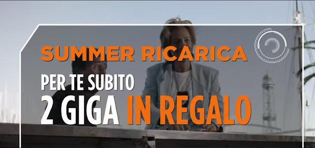 Canzone pubblicità Wind super ricarica 2015, Giugno Fiorello e Carlo Conti