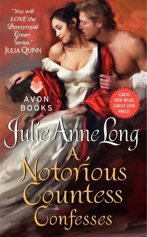 A Notorious Countess Confesses book cover