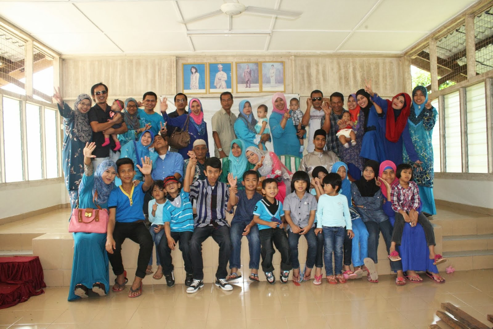 My Big-Big-Big Family